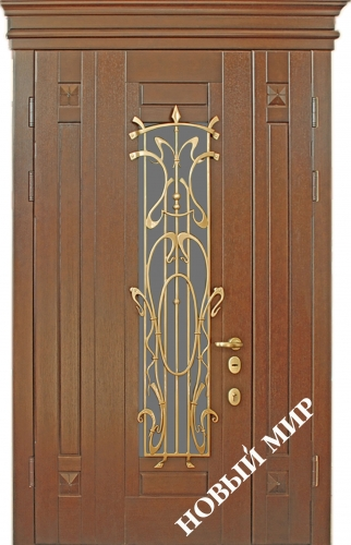 стальные двери по индивидуальному заказу премиум класса