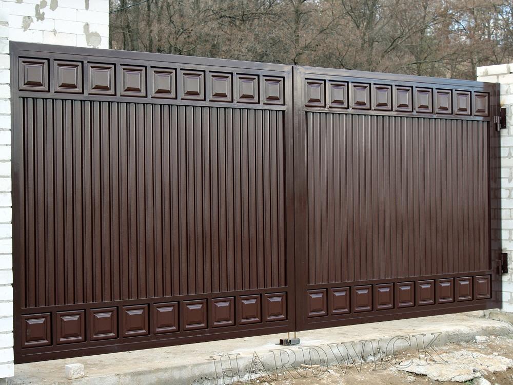 купить металлические двери и гаражные ворота в шатуре