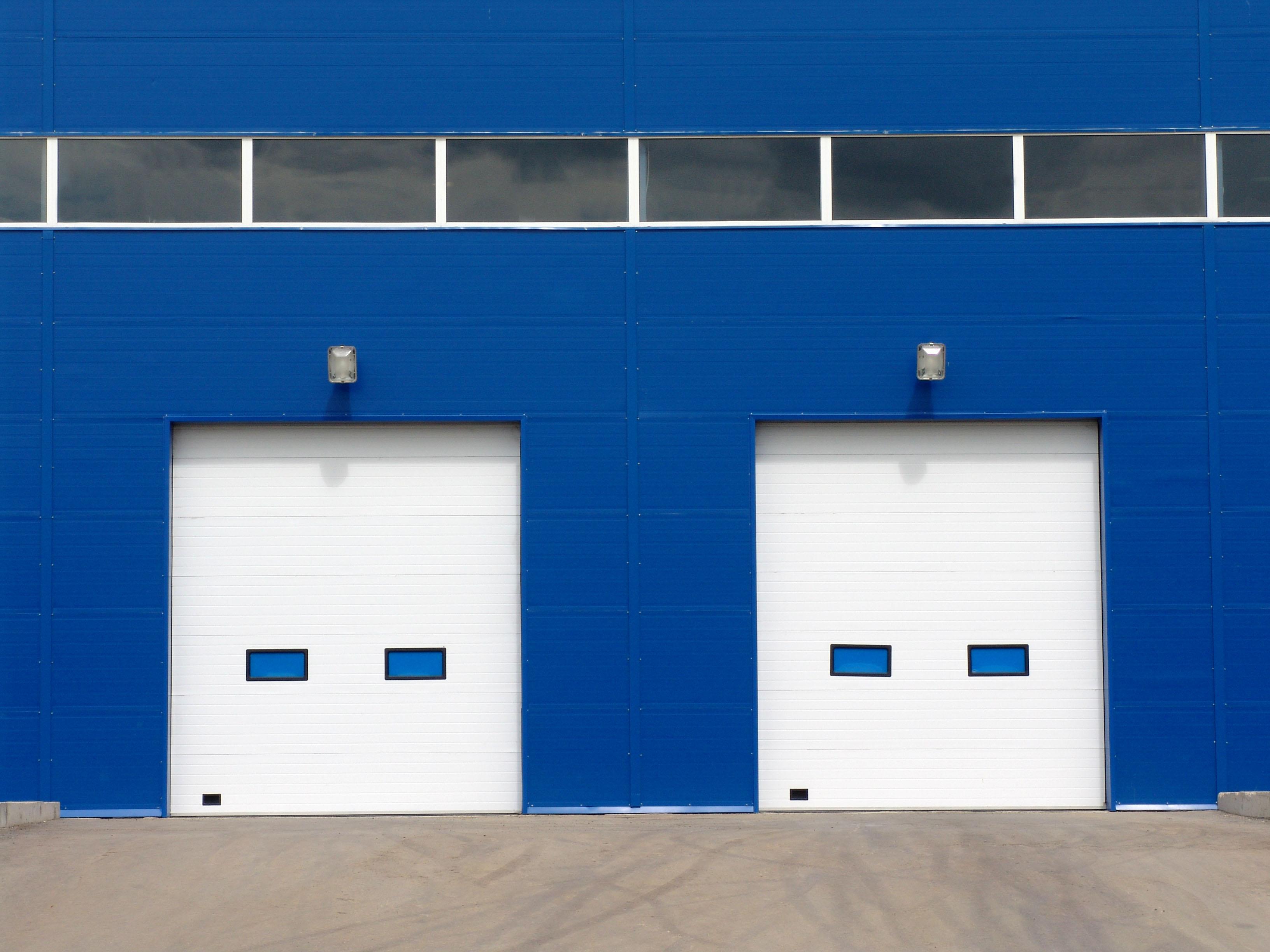 Автоматические ворота промышленное чертежи железных ворот для дома