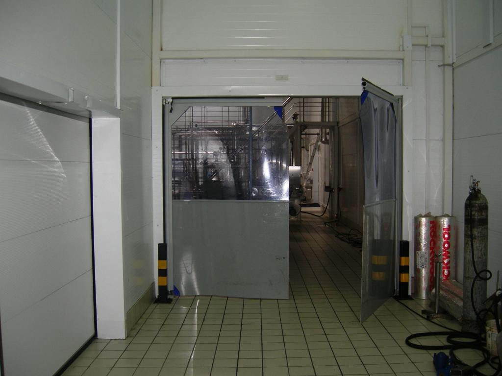 Комплексы холодильных камер