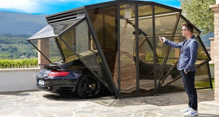 Цена гаража своими руками