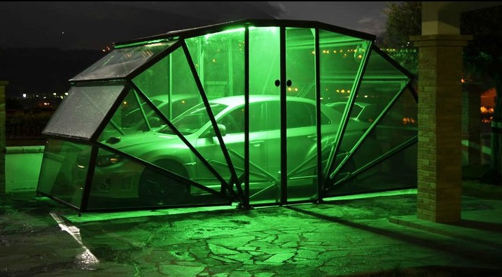 Новая концепция гаража - Европласт Кременчуг