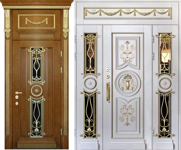 двери металлические индивидуальный