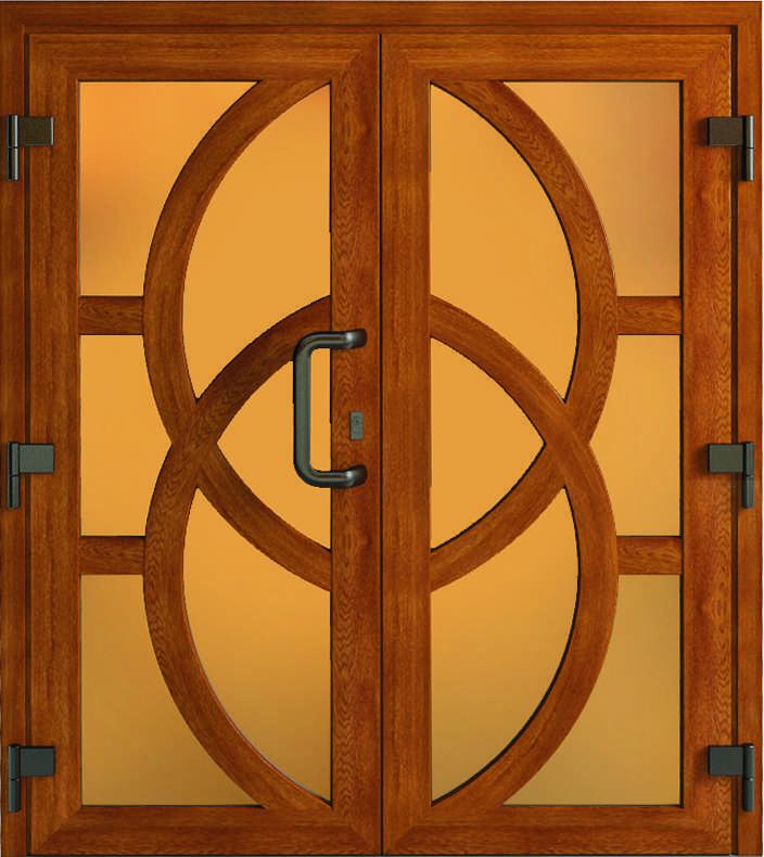 двери входные двойные широкие